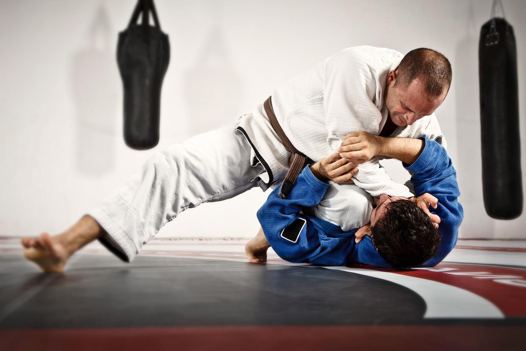 Brazilian Jiu Jitsu/Judo